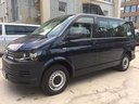 Rent-a-car Volkswagen Transporter T6 (9 seater) with its delivery to Brussels Airport, photo 1